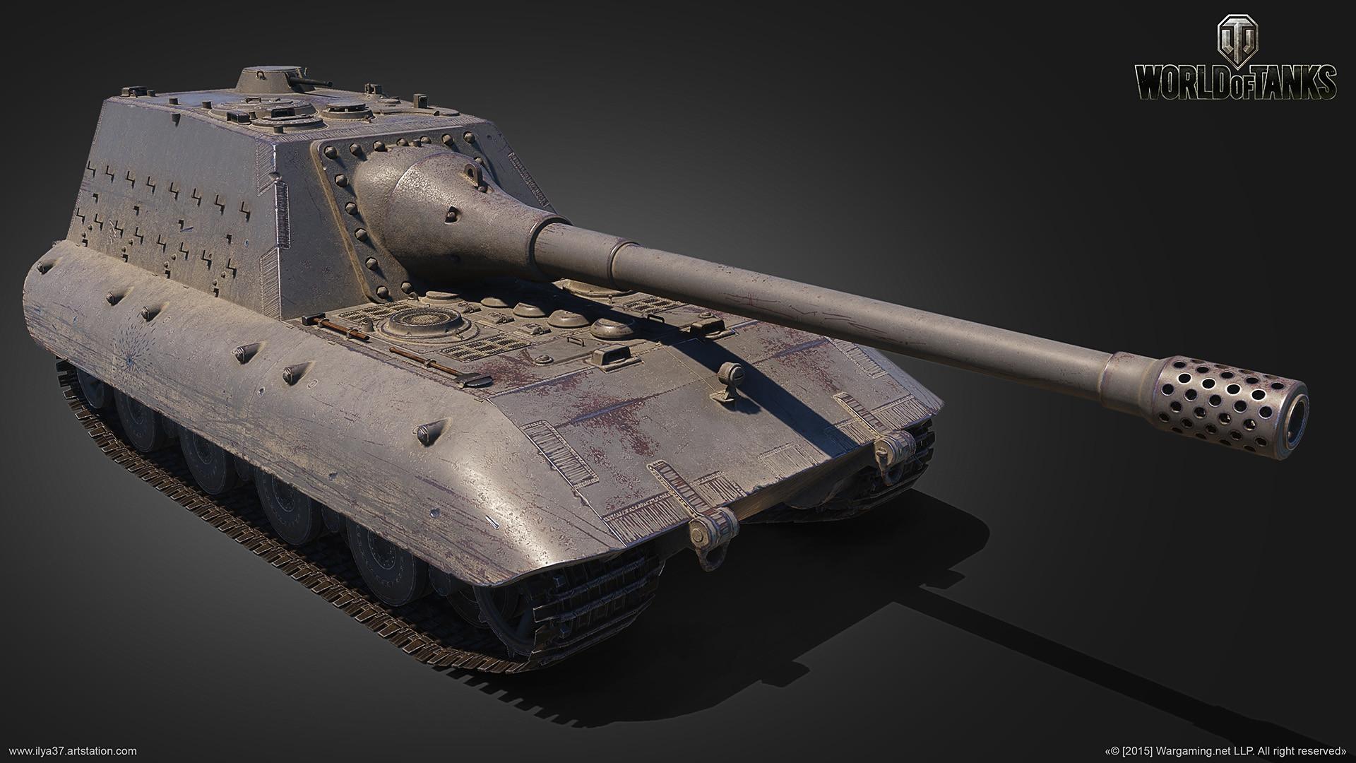 ilya-lezhava-jagdpanzer-e-100-01 « Status Report